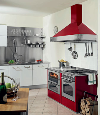 Emejing cucine economiche a legna e gas images design for Termocucina klover usata