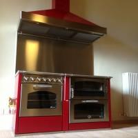 Piastra Cucina A Legna.Stufa A Legna Con Forno E Piano Cottura Top Stufa Cucina Legna